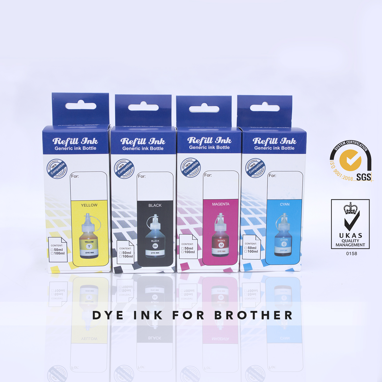 dye ink for brother