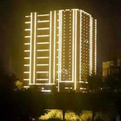 楼宇亮化10