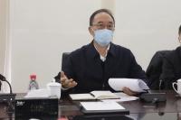 省人大副主任、省总工会党组书记、主席杨忠林一行莅临奥鸿药业调研