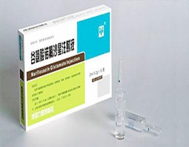 谷氨酸诺氟沙星注射液