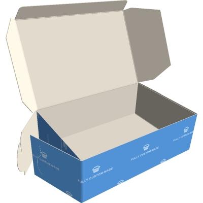 916一体成型盒_侧边卡扣_2
