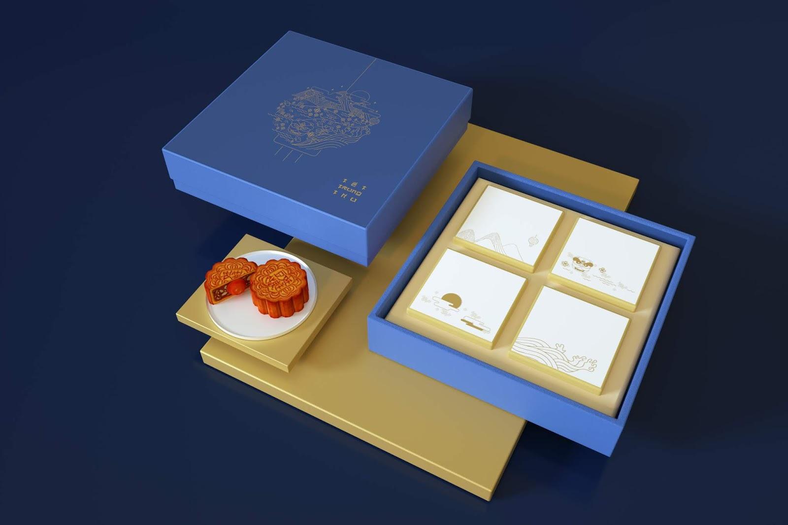 Tet Trung Thu 月饼新年礼4