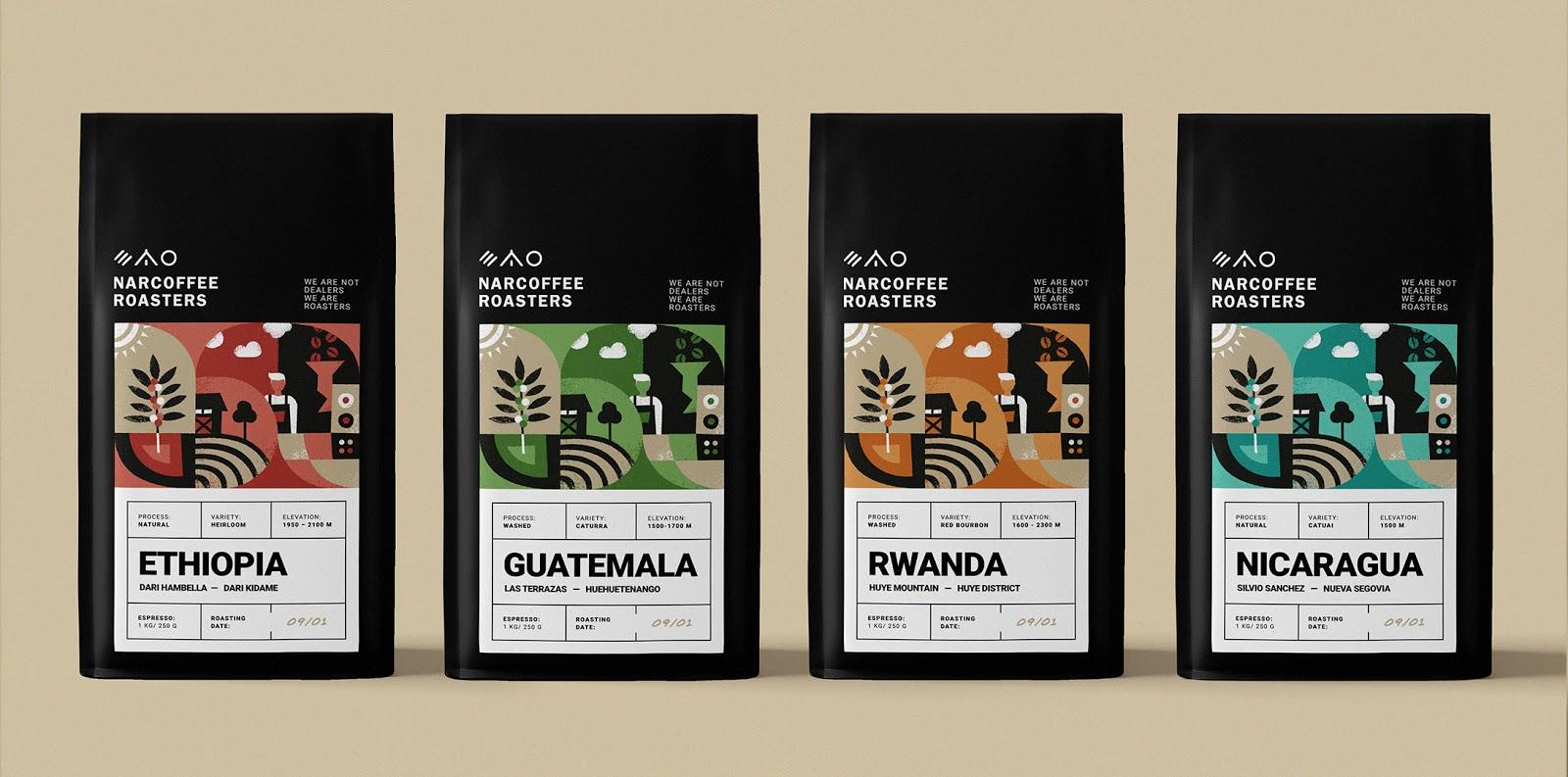 咖啡防潮袋