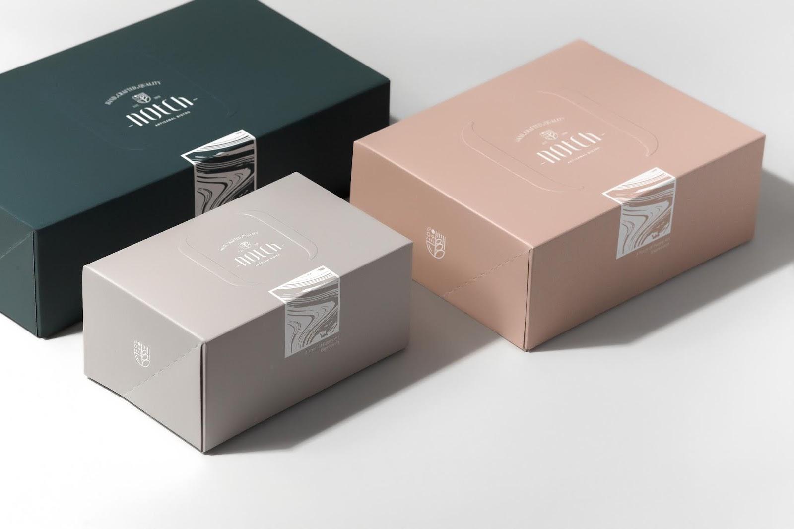 NOTCH咖啡包装盒