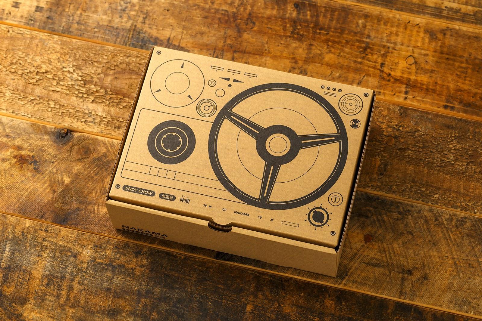 唱片包装_飞机盒1