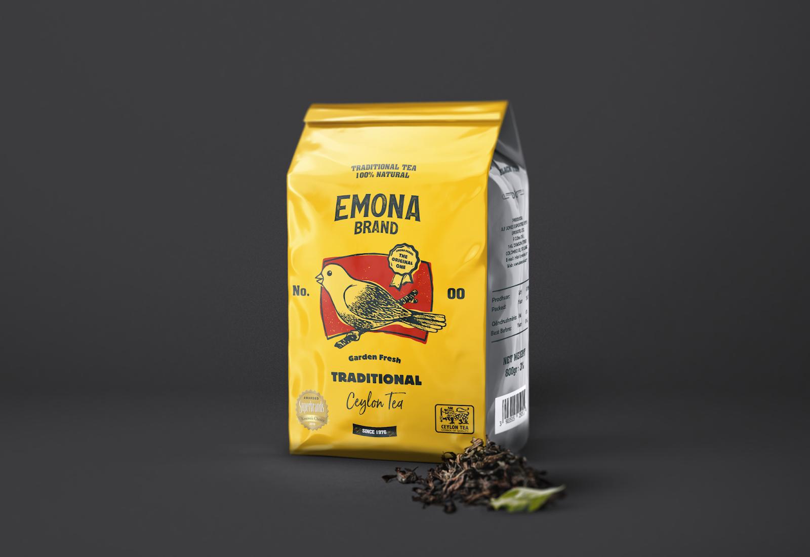 Ceylon 果香红茶4