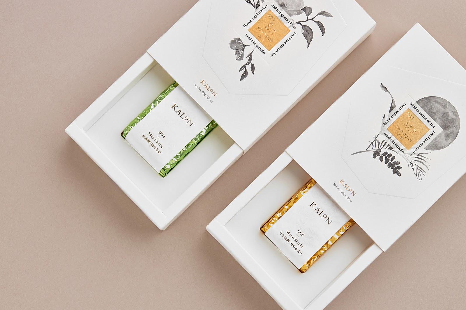 Kalon Tea 欧风花茶纸盒7