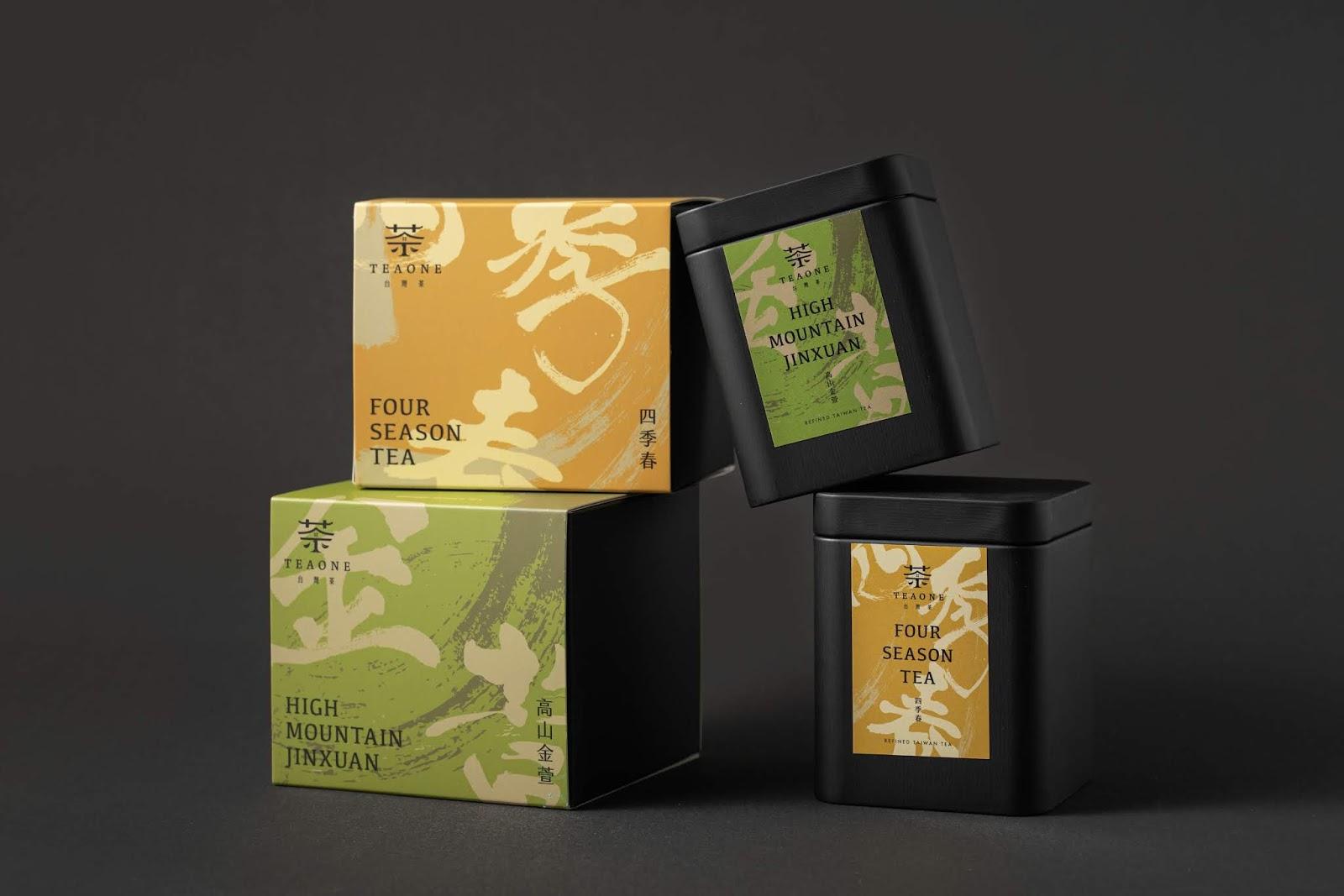 TEAONE 茶包礼盒4