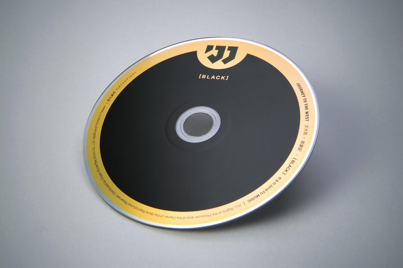 Khalil-Fong 光盘印刷