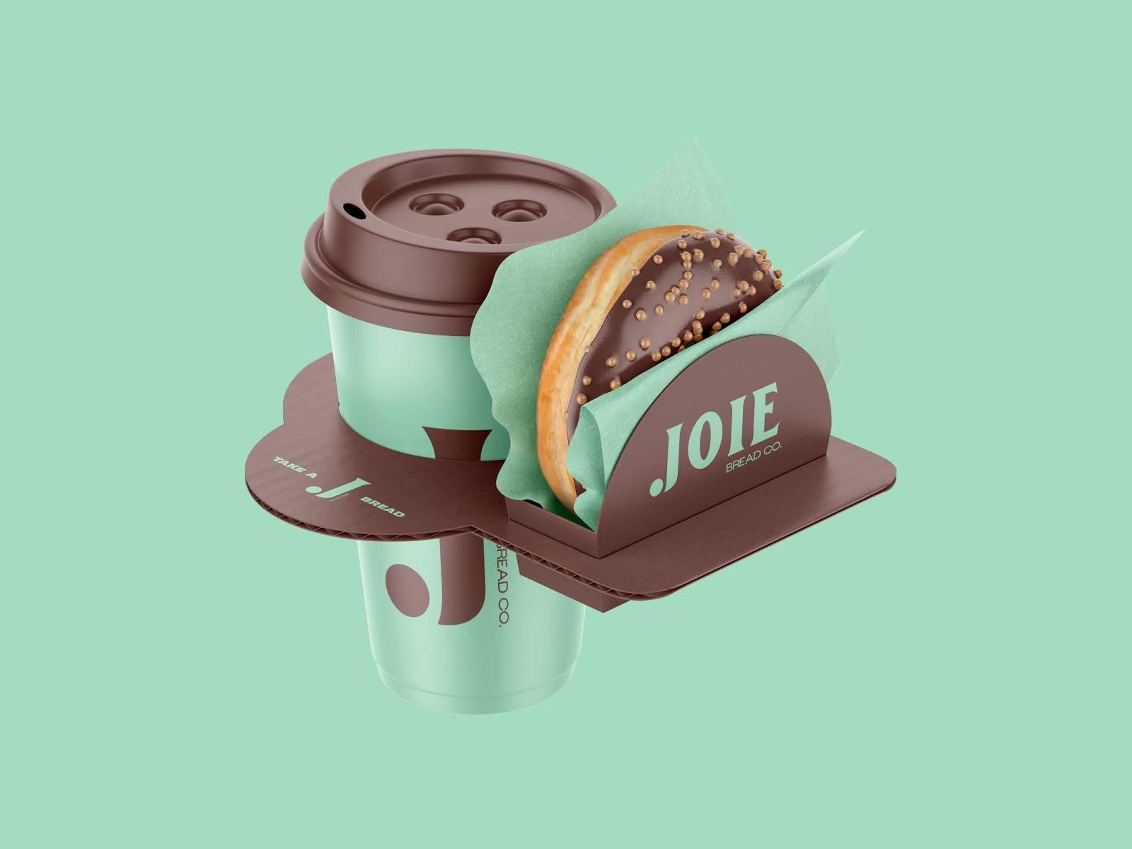 Joie-咖啡外卖杯座