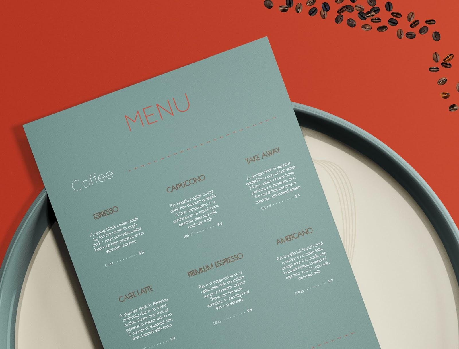 Taster 菜单