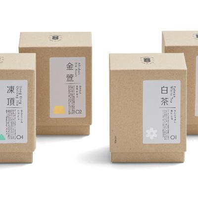 Pah Ji Hue fruit tea 水果茶木盒2