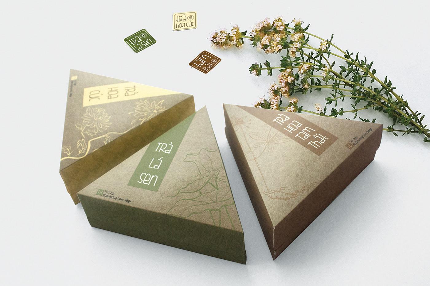 BTEA 越南花茶礼盒2
