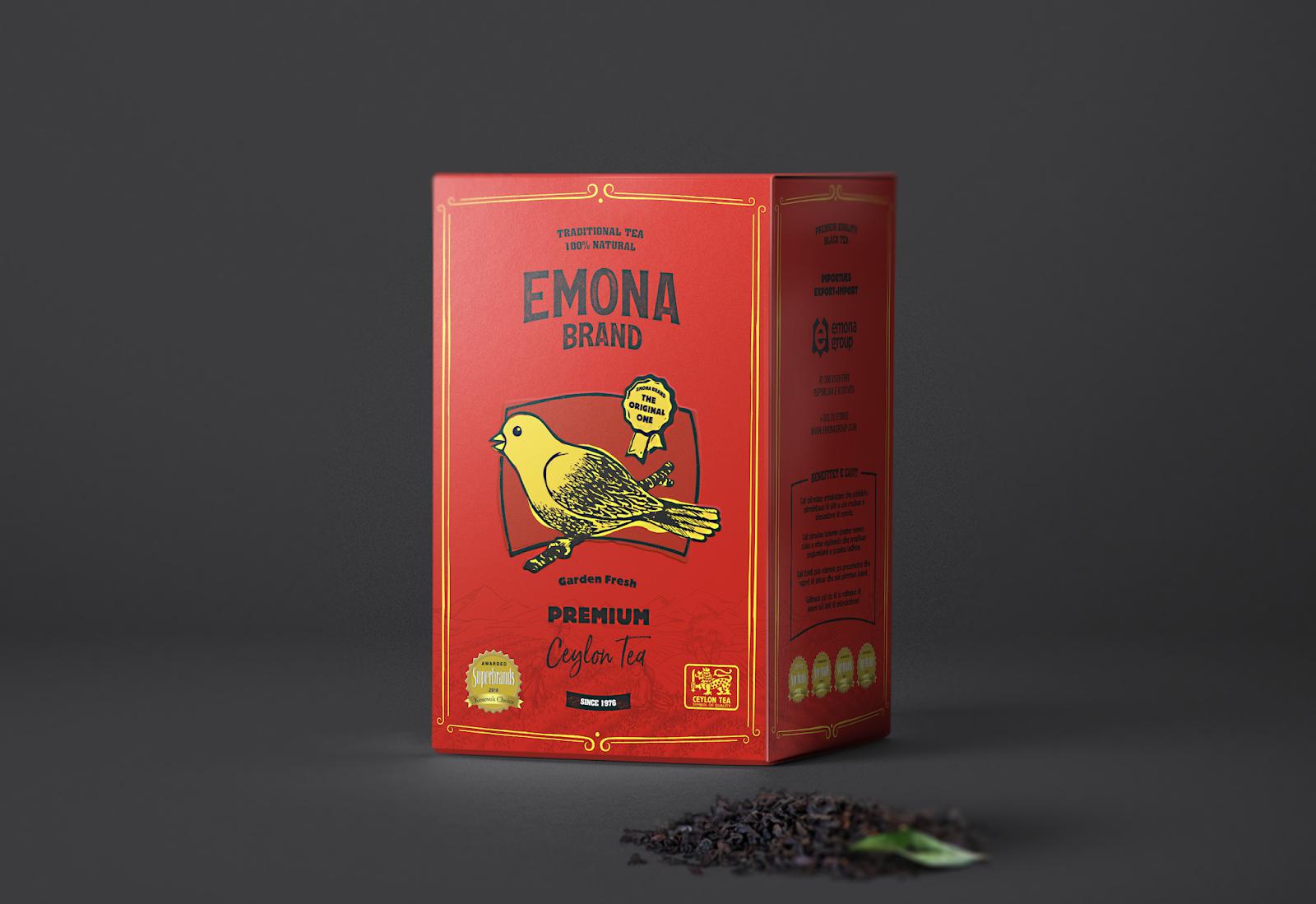 Ceylon 果香红茶6