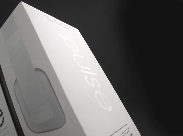 pulse7耳机包装