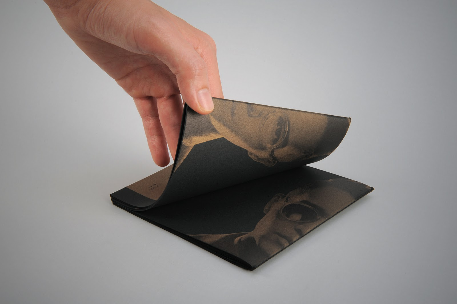 Khalil-Fong 画册印刷