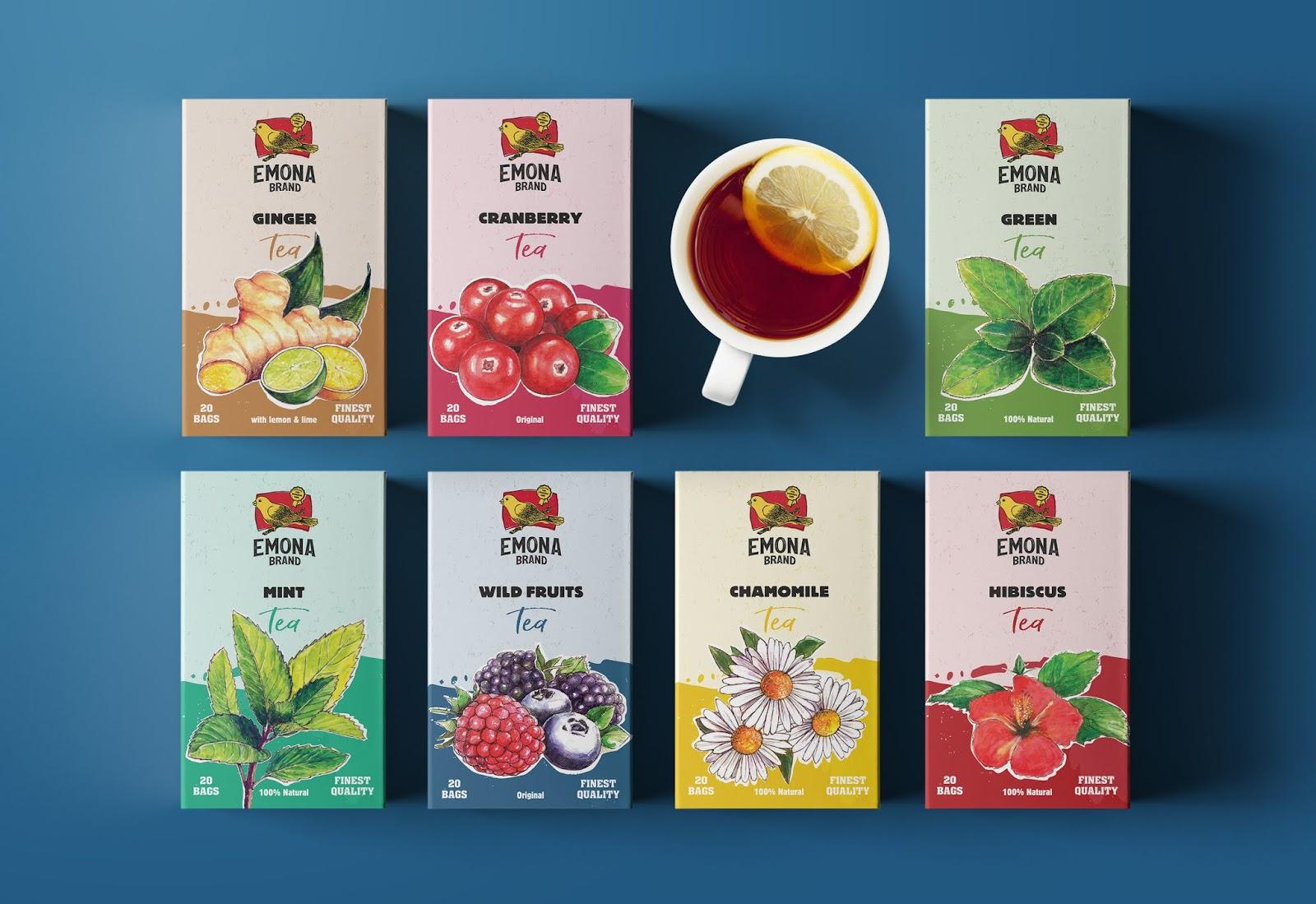 Ceylon 果香红茶2