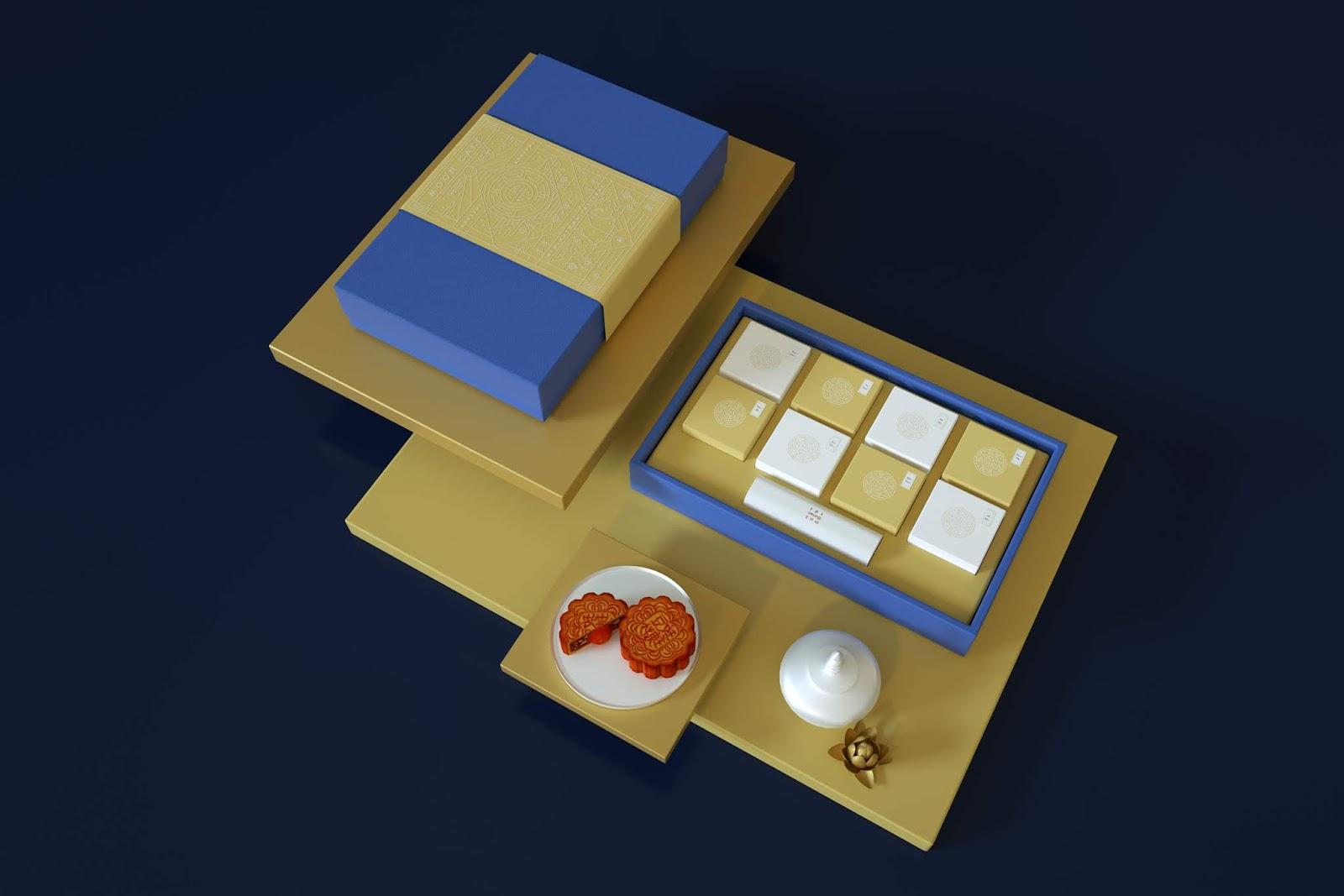 Tet Trung Thu 月饼新年礼6