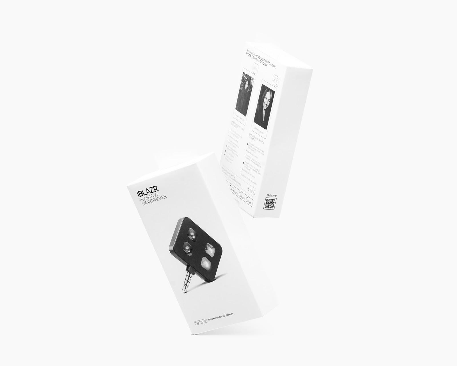 iBlazr 手机线材包装