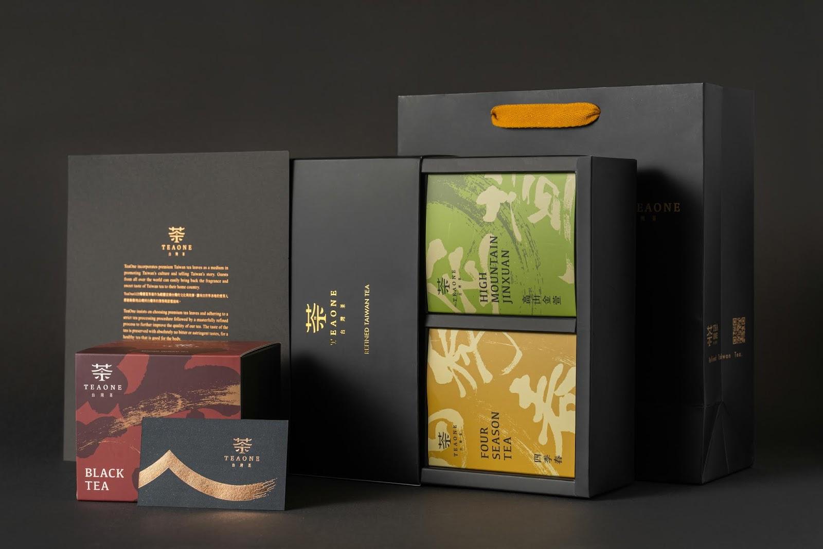 TEAONE 茶包礼盒