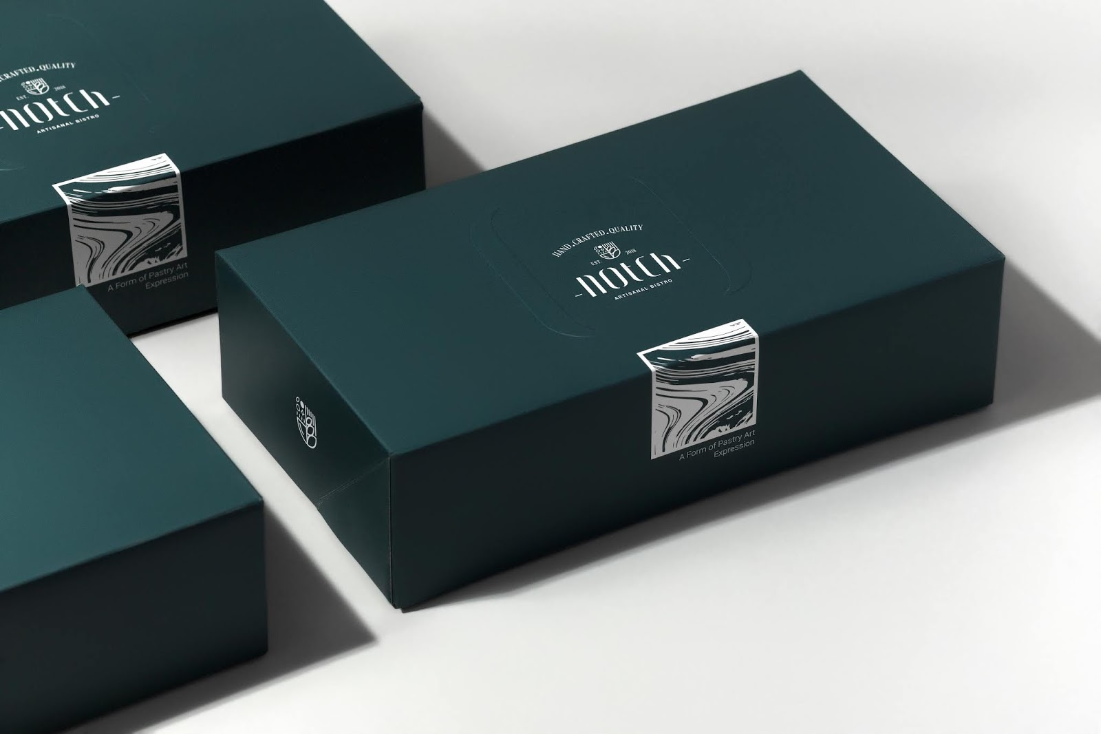 NOTCH咖啡书型盒