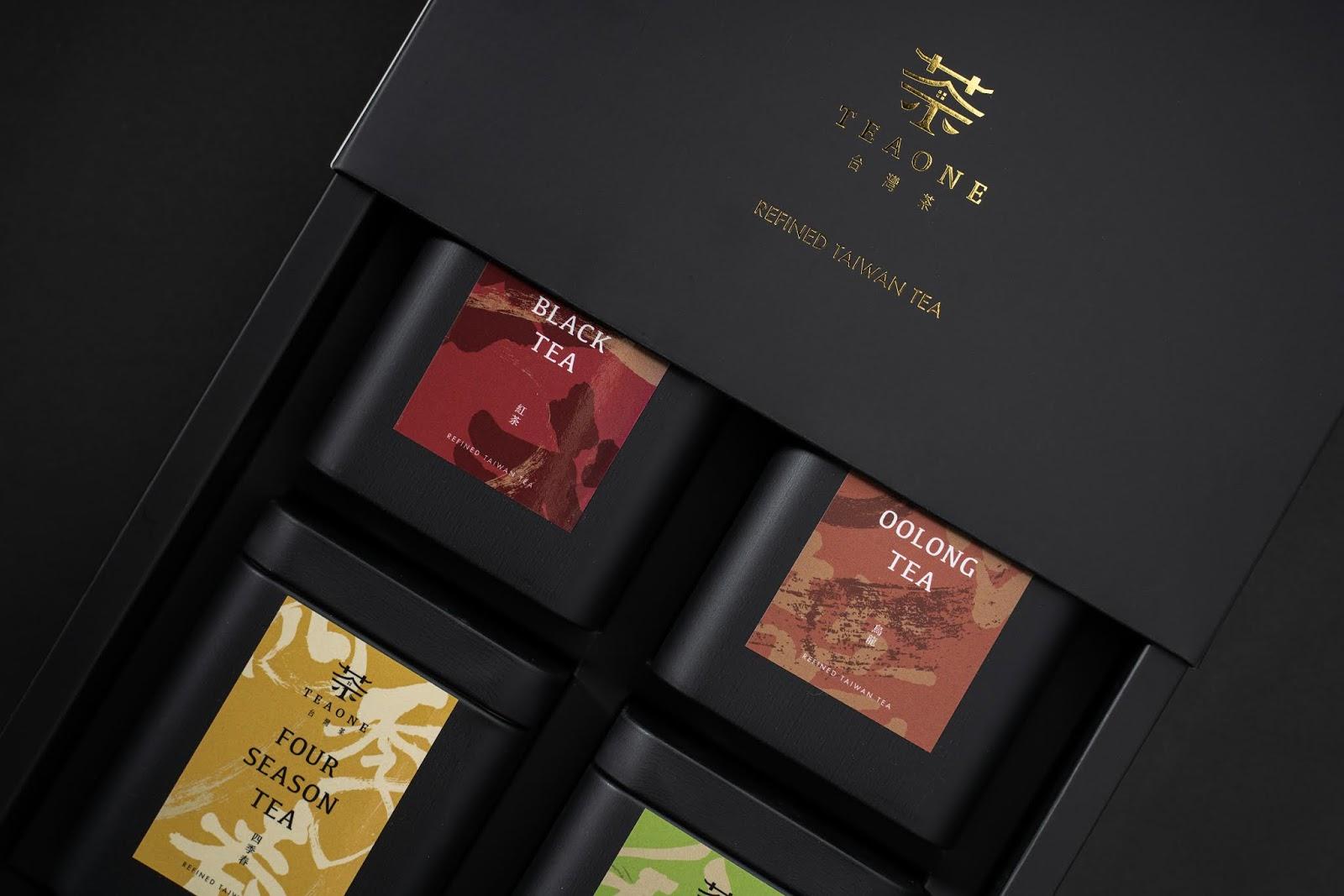 TEAONE 茶叶方铁罐