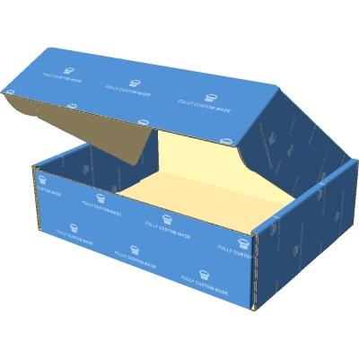 718一体成型盒_盖前面外插_正常_微坑2