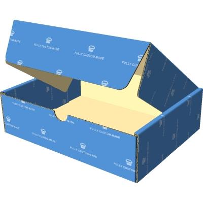 717一体成型盒_盖前面内插_指甲扣_微坑2