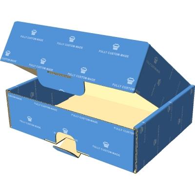 720一体成型盒_盖前面外插_安全扣_微坑2