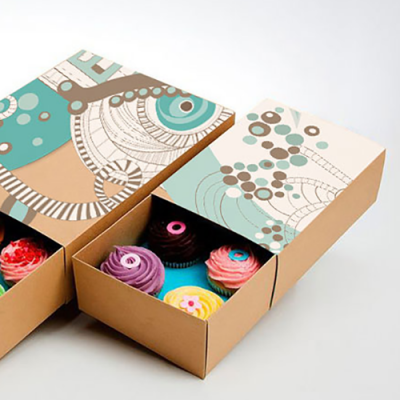 卡纸盒_抽屉盒2_马卡龙
