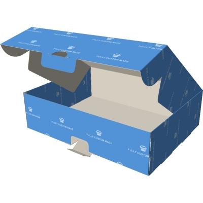 631一体成型盒_盖前面外插_安全扣+指甲扣2