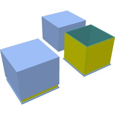 A03精装盒_天地盖_底板