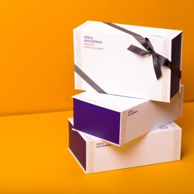 礼物盒_书型盒_磁铁盒