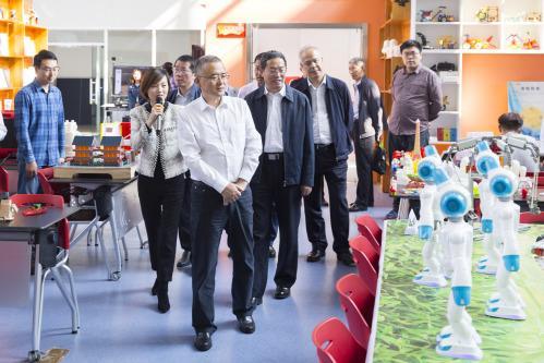 中国科协副主席、书记处书记孟庆海调研江苏科协工作
