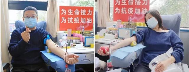 无偿献血,倡导者先行