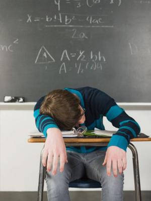 无聊、枯燥、乏味、缺少乐趣的课堂总是让孩子犯困!