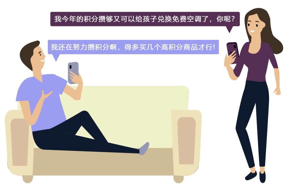 科技社交聊天联系对话人物素材