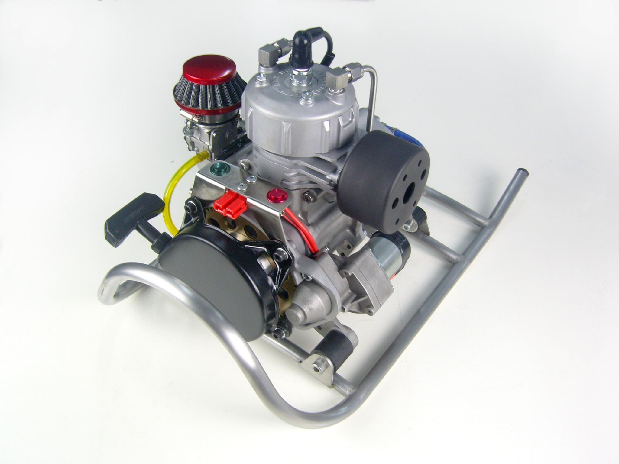 TL20-B-4DS立式双级便携高压消防泵