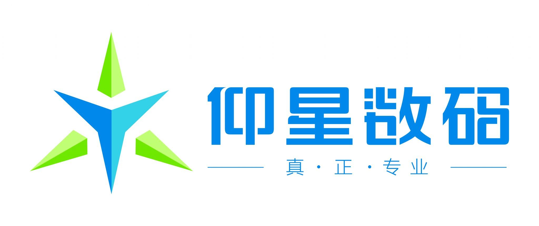 仰星数码logo
