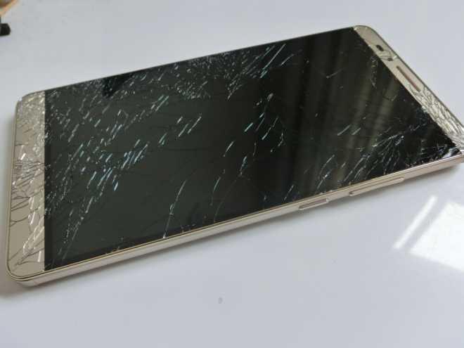 华为手机屏幕维修