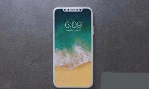 iphone8全面屏手机