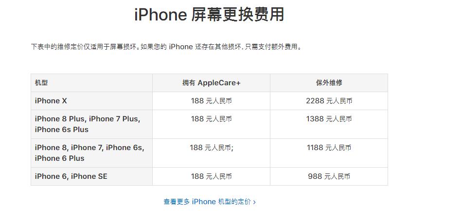 苹果官方价格查询-百度2