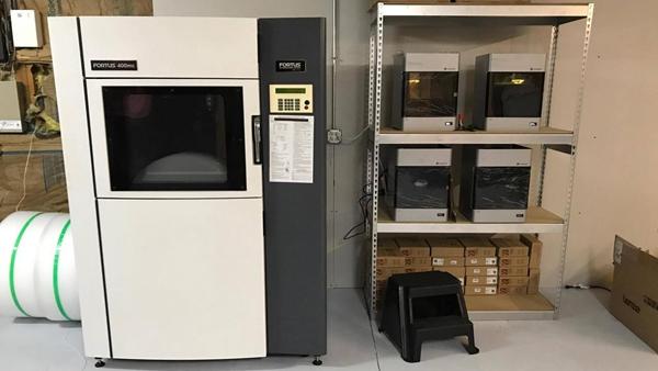 Mankati 3D打印服务商设备
