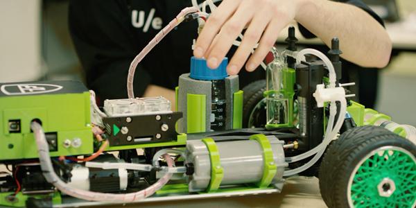 新能源汽车,科研领域应用3D打印,3D打印案例