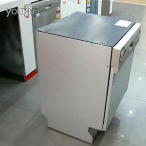 CHEF厨师电器嵌入式洗碗机安装视频