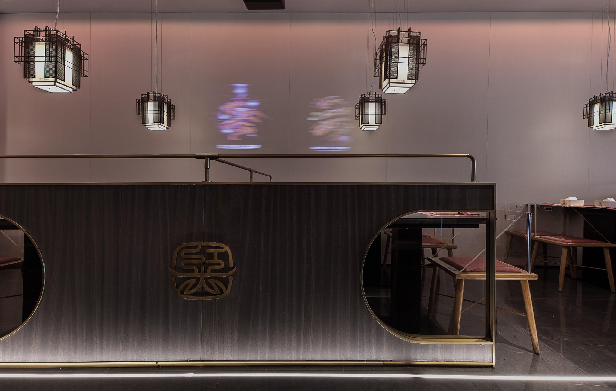 红大龙虾餐厅设计-龙虾餐厅设计-杭州达岸品牌策划设计公司
