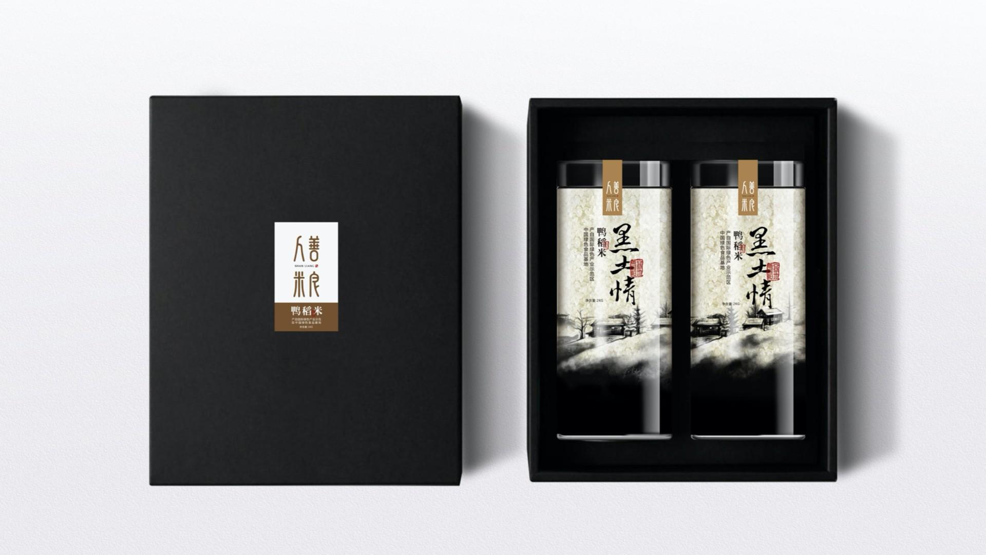 食品包装设计-农产品包装设计-达岸品牌营销咨询