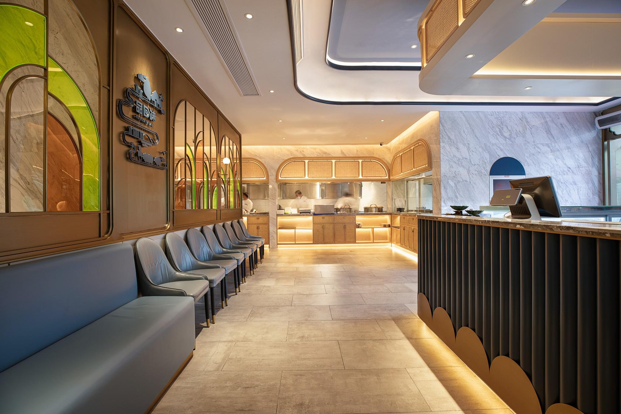 杭州餐厅设计-商业空间设计-杭州品牌营销咨询
