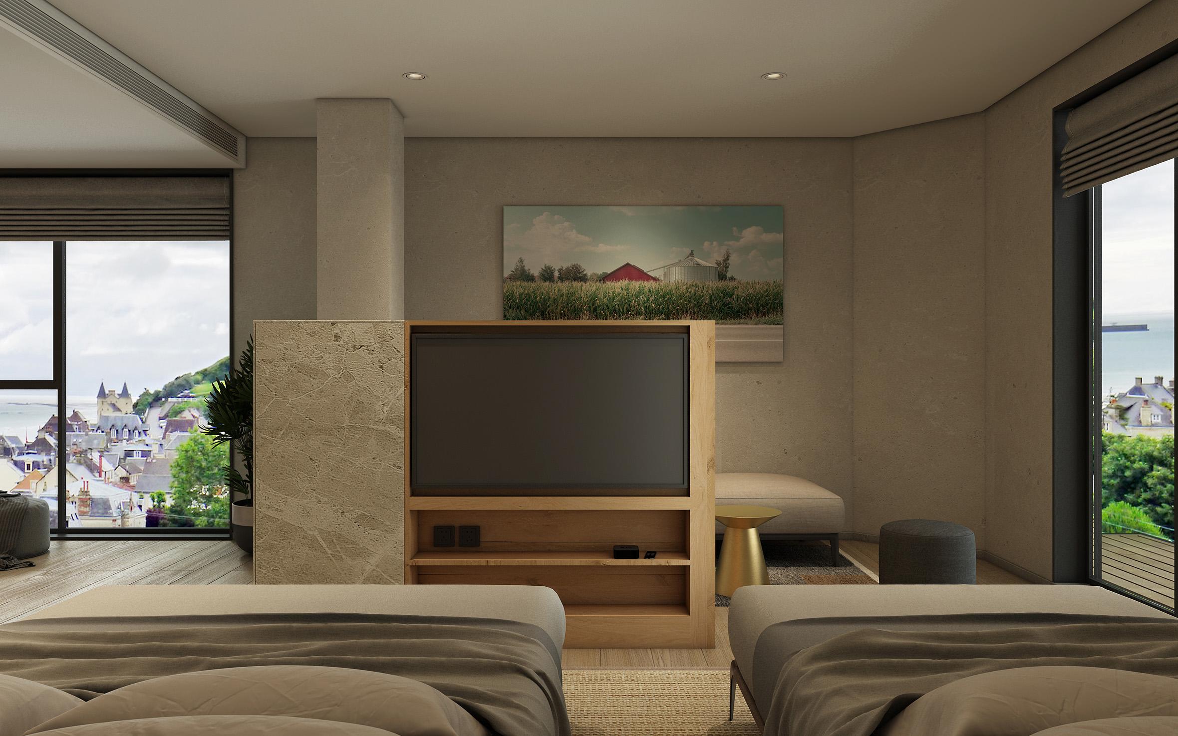 民宿酒店设计-隐居八仙渡