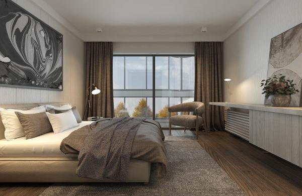 公寓酒店设计-曙光公寓